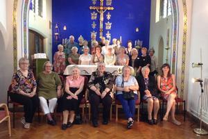 St. Mary's Handsworth Past Pupils Reunion