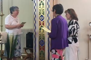 Service of Commitment for Mercy Associates St. Mary's Convent, Handsworth