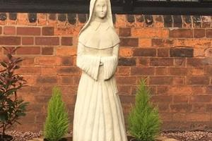 A New Statue of Venerable Catherine for Saint Mary's, Handsworth Birmingham
